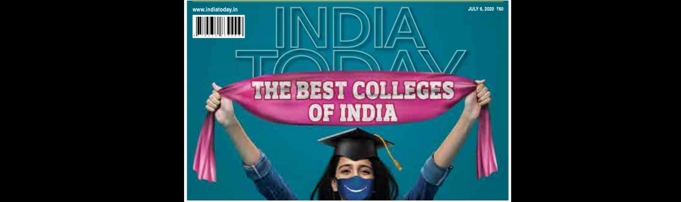 177th Rank in      India Today - MDRA      Best Colleges Ranking 2020